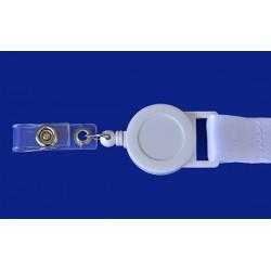 zip enrouleur blanc