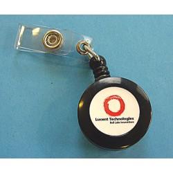 Customized round zip reel