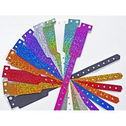 Bracelet ECOPASS Holographic large imprimé