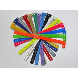 """Bracelet ECOPASS Vinyle fin """"L"""" 16 mm imprimé"""