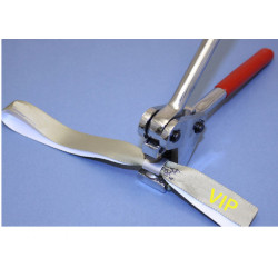 Crimping pliers for metal...