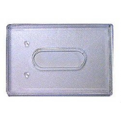 CRYSTAL/FROSTED CARD CASE