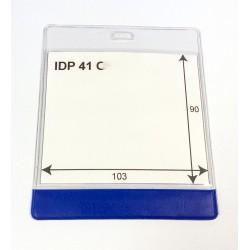 Porte-Badge Souple 105x90...