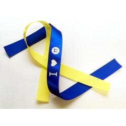 Bracelet Satin'Pass ruban à nouer, personnalisé