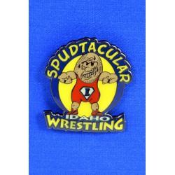 Porte-Badge Souple 105x90 avec Bandeau Couleur