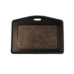 Horizontal Genuine Leather...
