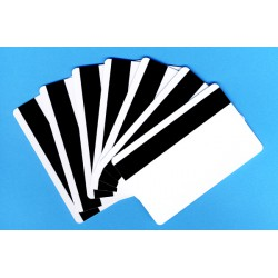 Magnetic strip card HICO
