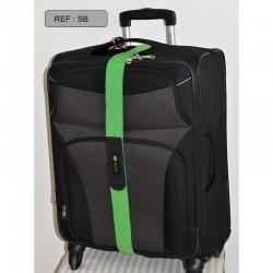 Customized Velcro Luggage...