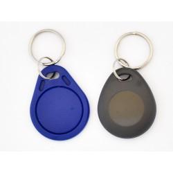 Plastic RFID key ring